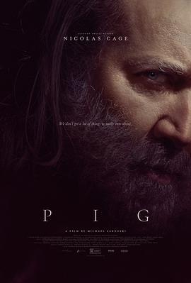 剧情电影《猪》解说文案 解说稿