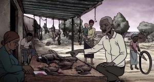 动画电影《埃博拉病毒》影评 观后感 解说文案