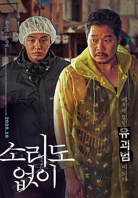 韩国犯罪片《无声》解说文案