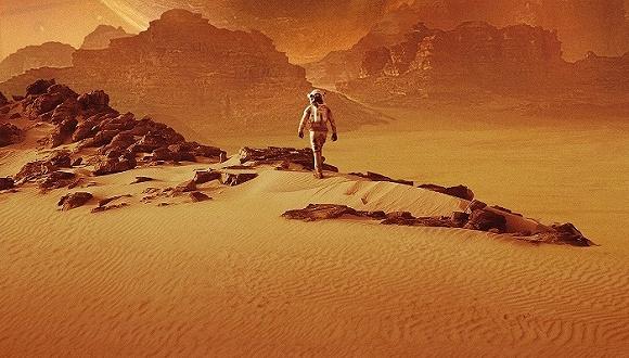 科幻惊悚电影《逃离火星》解说文案