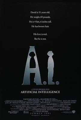 科幻电影《人工智能》影评 观后感 解说文案