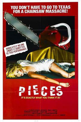 恐怖电影《碎块》影评 解说素材 观后感