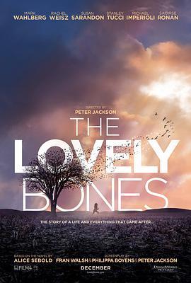 剧情电影《可爱的骨头》影评 解说素材 观后感
